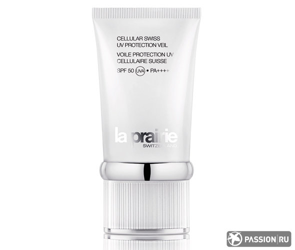 Защитная вуаль для лица Cellular Swiss UV Protection Veil SPF 50 La Prairie