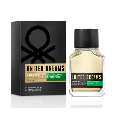 Dream Big United Colors Of Benetton man