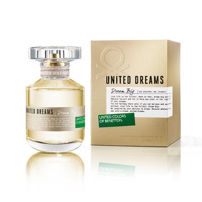 Dream Big United Colors Of Benetton woman