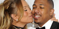 Мэраий Кэри (Mariah Carey) и Ник Кеннон (Nick Cannon)/ splashnews.com